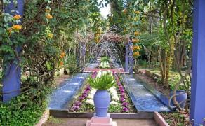 Jardin de Bouknadel